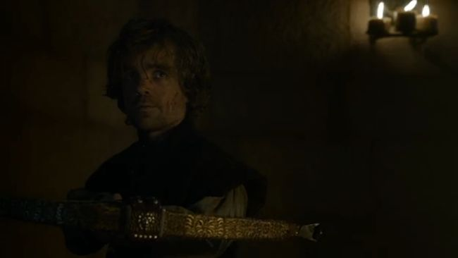 tyrion asesina a su padre