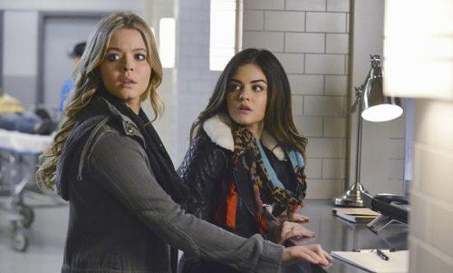 El inicio de la inicia su Quinta Temporada Pretty Little Liars