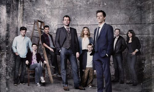 Protagonistas serie The Following