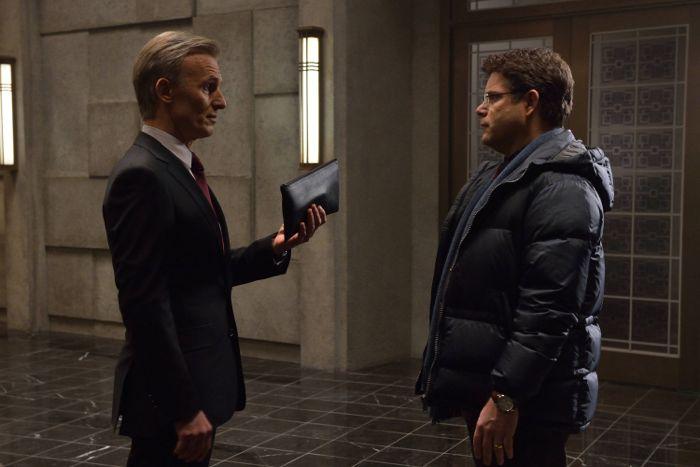 The Strain 1x03: La traición de Jim