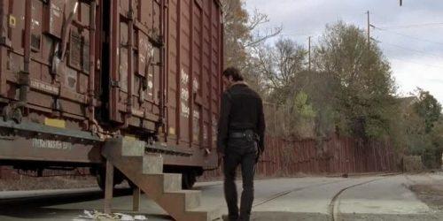 Terminus en la Quinta temporada de The Walking Dead