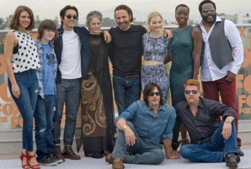 Primer Trailer The Walking Dead Quinta Temporada