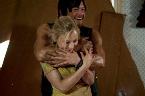 """The Walking Dead"": ¿Posible Romance entre Daryl y Beth?"