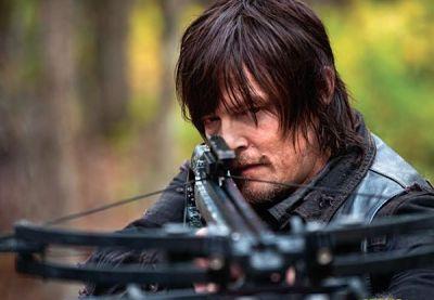 Norman Reedus hace una petición a los productores de The Walking Dead