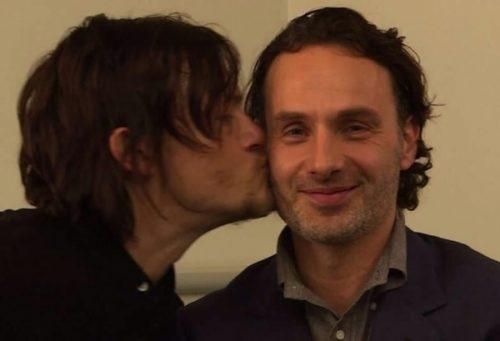 """""""The Walking Dead"""": ¡Daryl y Rick Serán Como Hermanos en la Quinta Temporada de la Serie!"""
