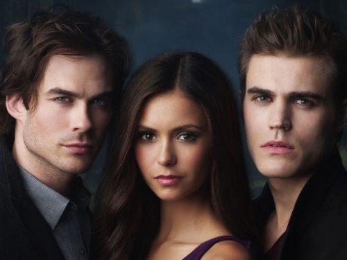 Crónicas Vampíricas - El regreso de Stefan a Mystic Falls
