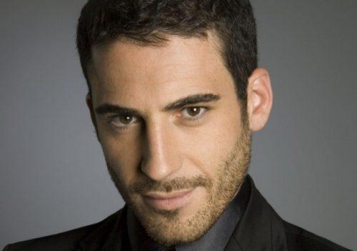 El actor Miguel Ángel Silvestre ya está en su primer rodaje extranjero