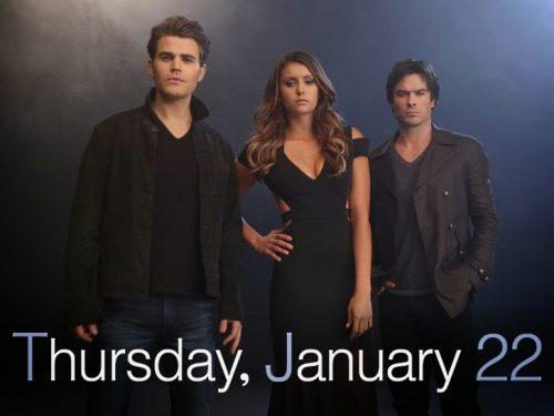 """""""The Vampire Diaries"""": ¡Damos a Conocer un Nuevo Póster de la Serie!"""
