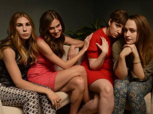 """""""Girls"""": Se Confirma una Quinta Temporada antes del Estreno de la Cuarta"""