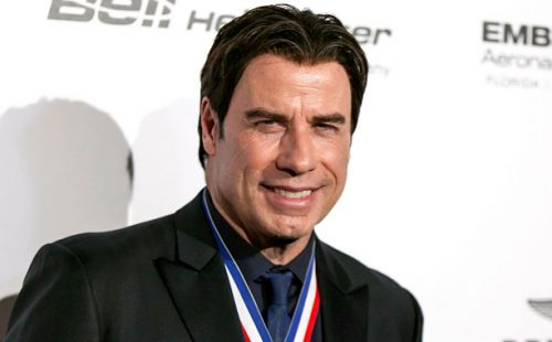 "John Travolta Ficha por la Serie ""American Crime Story"""