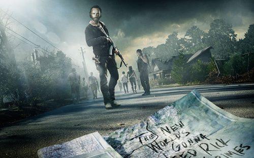 """""""The Walking Dead"""": ¡Ya está aquí el nuevo póster de la quinta temporada!"""