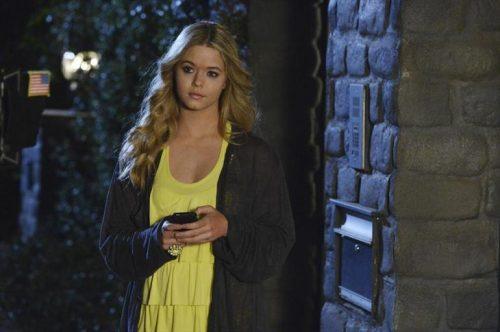 """Pretty Littel Liars"": ¿Qué está ocultando Allison?"