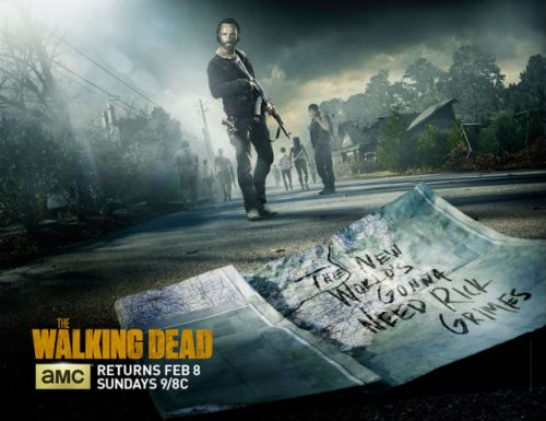 Tráiler de la Segunda Parte de la Quinta Temporada de The Walking Dead
