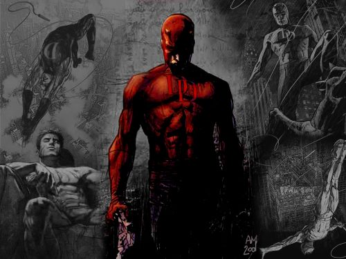 "Netflix Anuncia la Fecha de Estreno de la Serie ""Daredevil"""