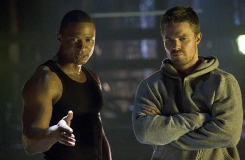 Arrow: Desvelamos algunos detalles sobre el personaje Diggle