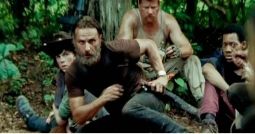 The Walking Dead 5x10: el largo camino a Washington