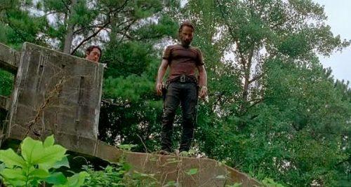 """The Walking Dead"": Camino de Alexandría 5x12"