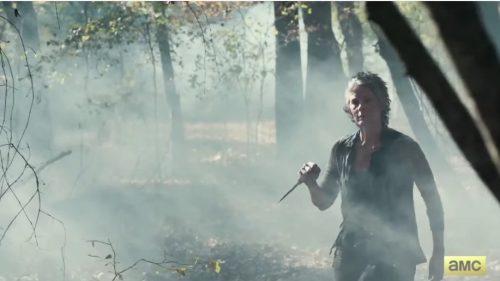The Walking Dead: Dos minutos y medio 5x09