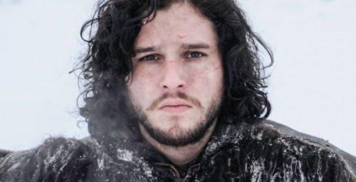 Avance de Brienne y Jon Snow Game of Thrones 5
