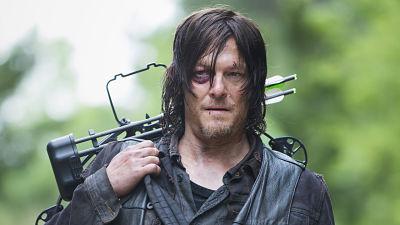 Norman Reedus habla del final de temporada de The Walking Dead