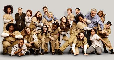 """Orange is the New Black"": ¡El reparto celebra su regreso cantando!"
