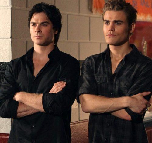 The Vampire Diaries El encuentro de Stefan con su madre