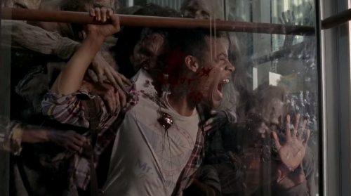 The Walking Dead Tyler James Williams habla sobre la muerte de Noah