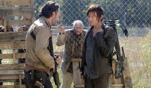 Dos nuevos Personajes para la Sexta Temporada de The Walking Dead