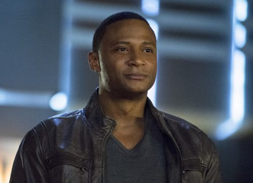 "¡David Ramsey estará en el spin-off de ""Arrow"" y ""The Flash""!"