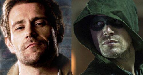 El protagonista de Arrow se ofrece para aparecer en Constantine