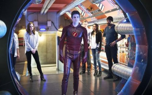 """The Flash"": ¡Una despedida de infarto en su primera temporada!"