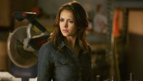 """The Vampire Diaries"": ¡El adiós definitivo de Nina Dobrev!"