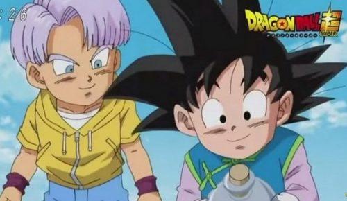 Dragon Ball Super primer avance de la serie
