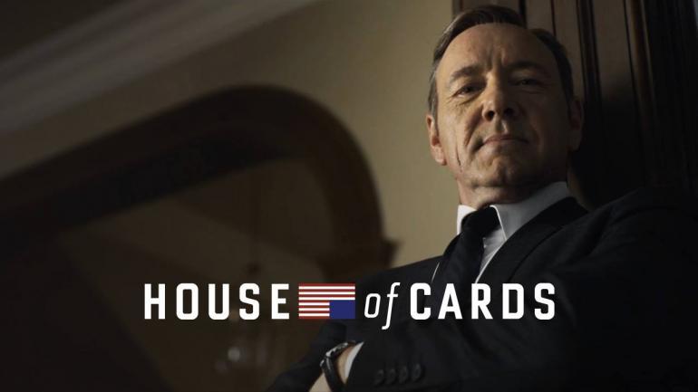 """Netflix estaría pensando en hacer una versión francesa de """"House of Cards"""""""