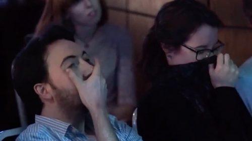 """""""Juego de Tronos"""": ¡Vídeo con  la reacción de los fans al ver el final de la quinta temporada!"""