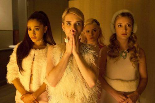 """""""Scream Queens"""": ¡La serie ya tiene su fecha de estreno confirmada!"""