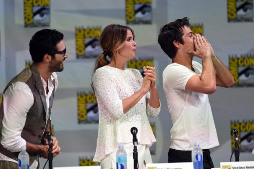 "Detalles del estreno de la quinta temporada de ""Teen Wolf"""