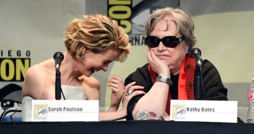 American Horror Story presenta su nueva temporada en la Comic-Con