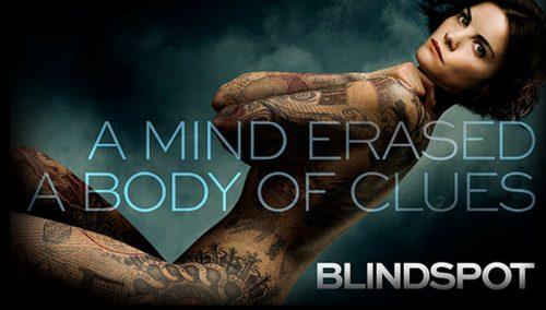 """Comic-Con 2015: ¡Presentación del tráiler de la nueva serie """"Blindspot""""!"""