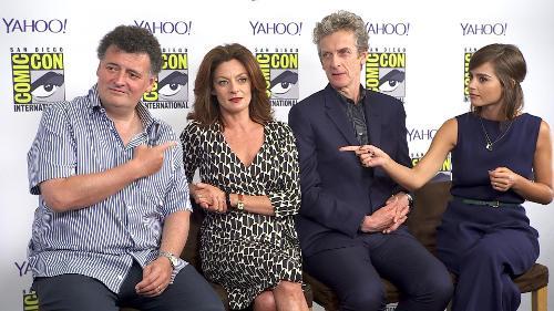 """Comic-Con 2015: ¡La serie """"Doctor Who"""" presenta el tráiler de su novena temporada!"""
