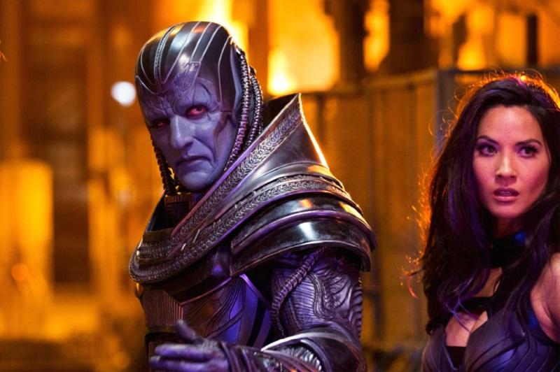 El proceso para crear Apocalipsis el villano de la película de X-Men