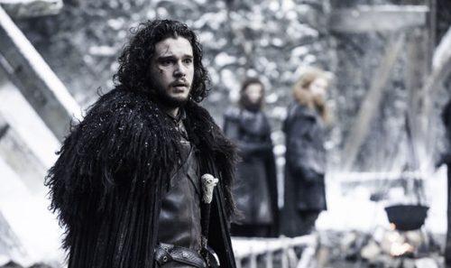 Jon Snow llega a Belfast donde se rueda Game of Thrones