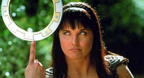 La NBC prepara un remake de Xena, la princesa guerrera