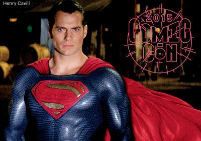 nueva armadura de Superman