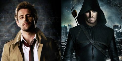 Posible aparición de Constantine en Arrow
