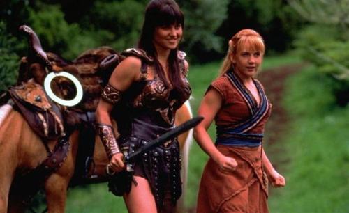 Posible vuelta de Lucy Lawless a Xena, la princesa guerrera