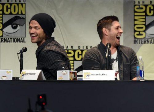 Sobrenatural presenta su undécima temporada en la Comic-Con