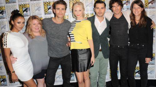The Vampire Diaries presenta su nueva temporada con nuevos personajes