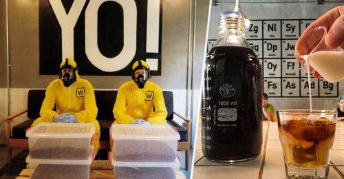 """Se abre en Estambul una cafetería con la temática de """"Breaking Bad"""""""