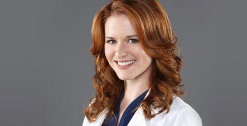 Sarah Drew dice que no dejará Anatomía de Grey
